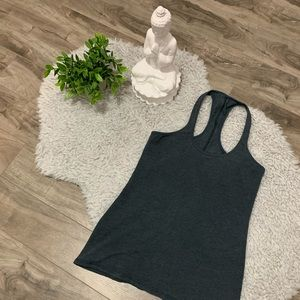 Lululemon ruched back tank